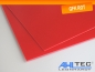 Preview: GFK rot 600 x 500 mm x 0,5 mm