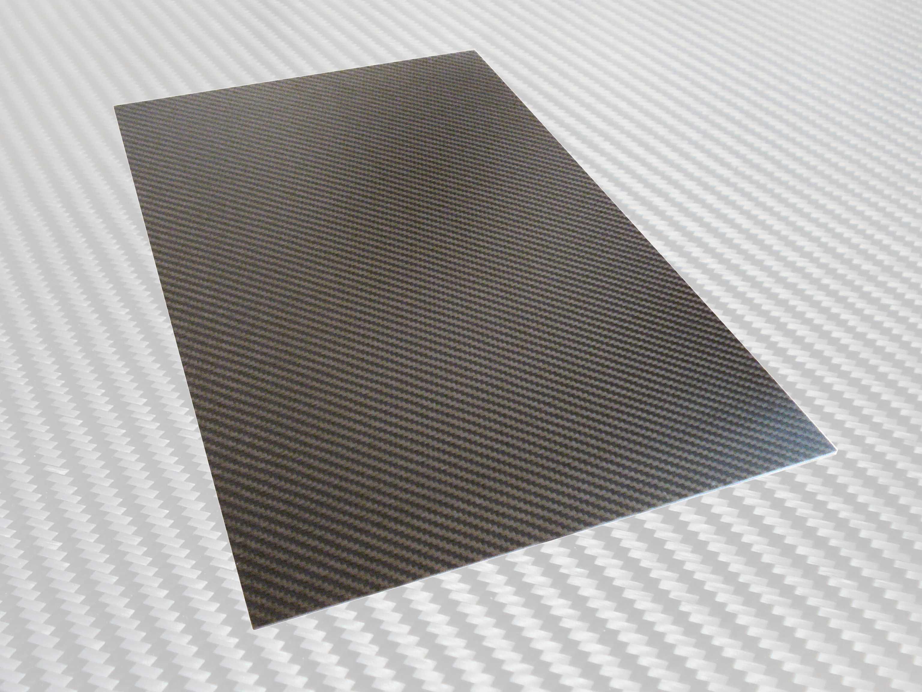 Ahltecshop Carbon Platte Hochglanz 480 X 280 Mm 1 0 Mm