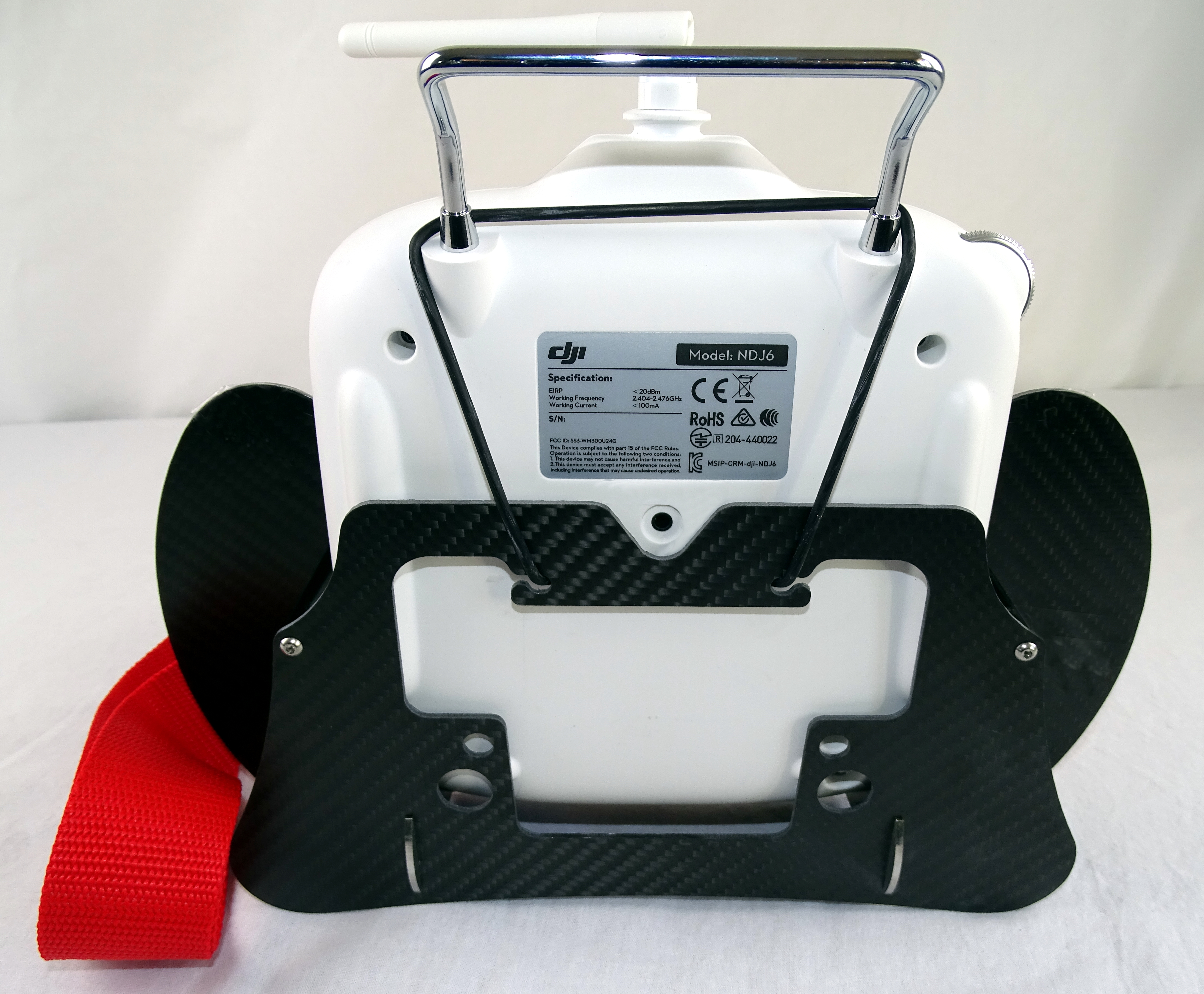ahltecshop senderpult dji phantom 1 2 3 standard carbon. Black Bedroom Furniture Sets. Home Design Ideas